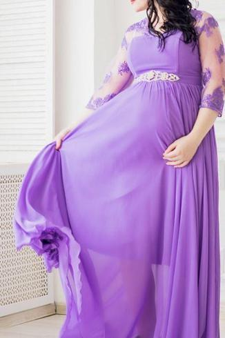 Аренда платья спб для беременных 9