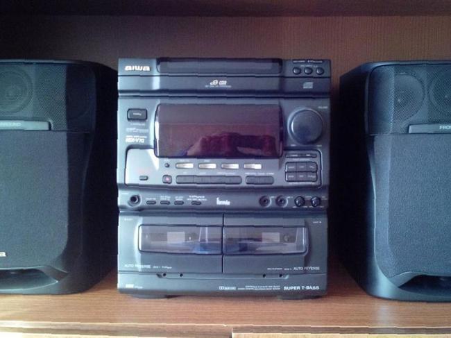 fc77dc8ab52b Продам музыкальный центр Aiwa NSX-V70   Продажа электроники в ...