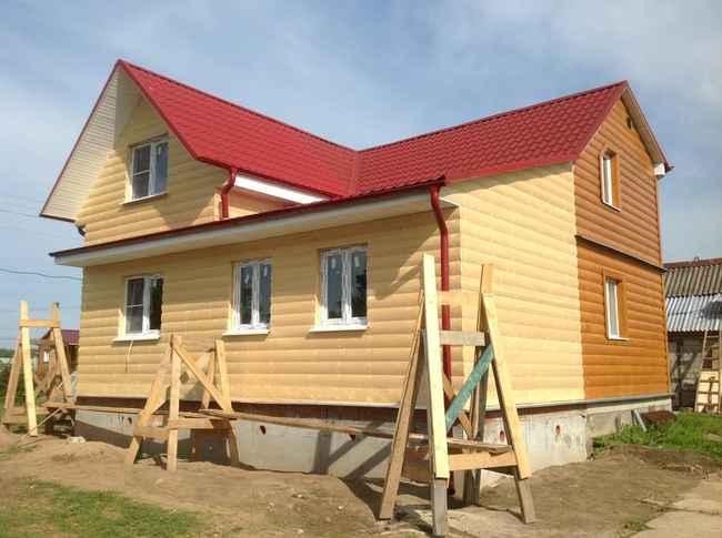 домов в Москве и Московской области