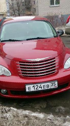 Фото: Chrysler PT Cruiser, 2007, бу 62400 км., Майкоп