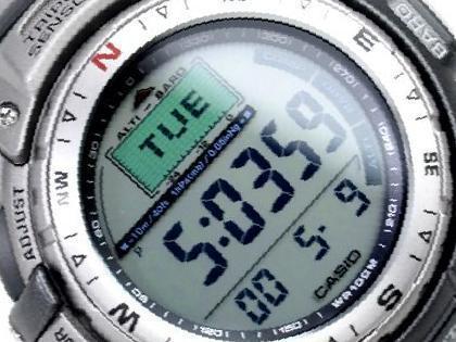 Часы ProTrek Casio Купить по лучшей цене в Новосибирске