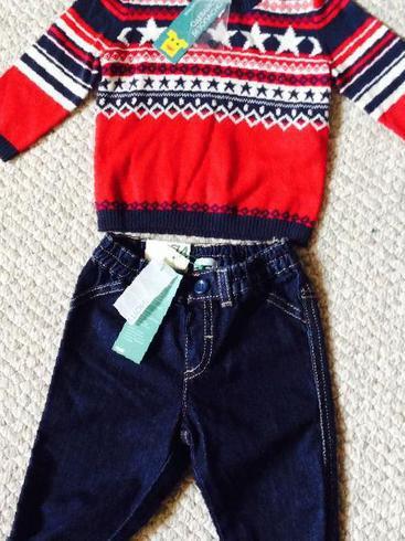 Одежда Детская Benetton