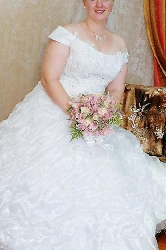 Свадебные платья в златоусте
