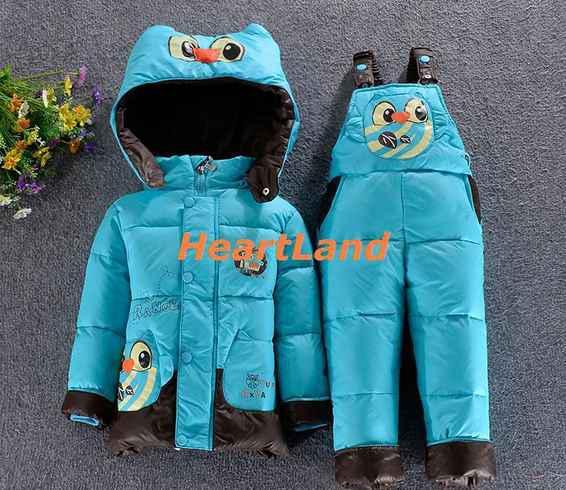 Зимний костюм ребенку своими руками 49