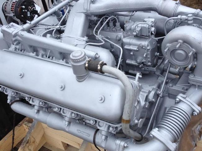 Своими руками ремонт двигателя ямз-238