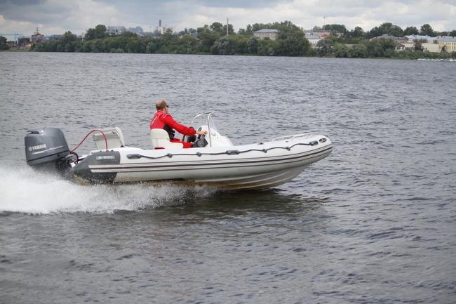 Продажа лодки риб б.у