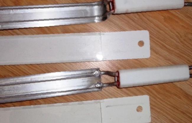 Нож паровой для распечатки сотов своими руками 89