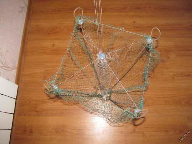 Как сделать паук для рыбалки